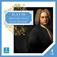 Bach English Suites-Partitas