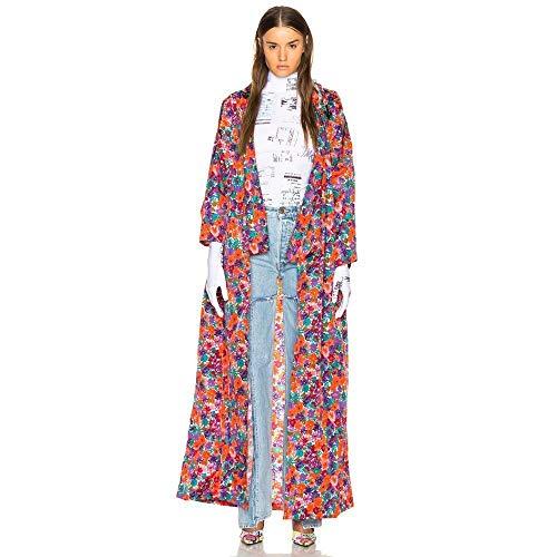 (ヴェトモン) VETEMENTS レディース アウター レインコート Kimono Raincoat [並行輸入品]