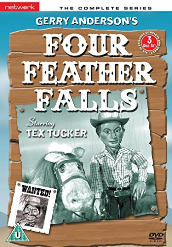 Four Feather Falls The Complete Series [Import anglais]