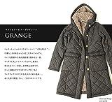 GRANGE/グランジ インサイドボア フードキルティングコート・7095j マッキントッシュ画像②