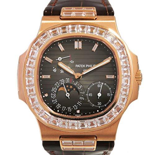 パテック・フィリップ PATEK PHILIPPE ノーチラス ベゼルバケットダイヤ 5724R-001 新品 腕時計 メンズ (W160685) [並行輸入品]