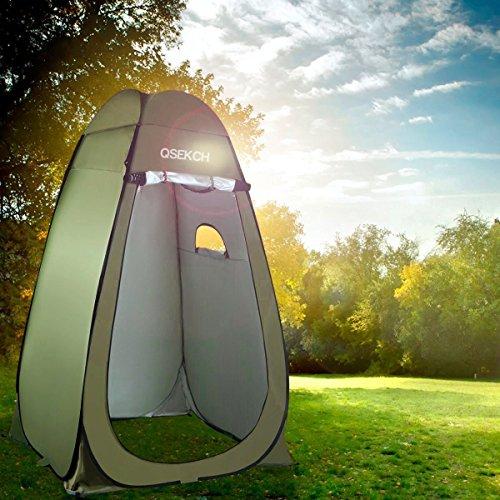 テント本体テントポップアップテントシャワーテントシャワー、釣り、トイレプライバシーテント、キャンプアウトドア軽量窓付き、ポップアップテントポータブル折り畳み式、紫外線防止、耐水(テント本体)