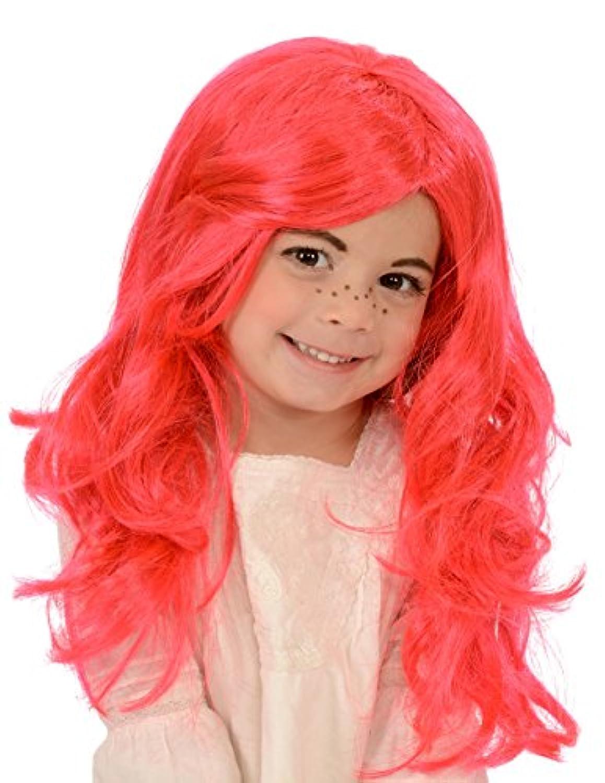 [カンガルー]Kangaroo Child's Strawberry Costume Wig 5579746 [並行輸入品]