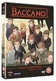 BACCANO! -バッカーノ!- コンプリート DVD-BOX (全16話, 406分) 成田良悟 アニメ [DVD] [Import] [PAL, 再生環境をご確認ください]