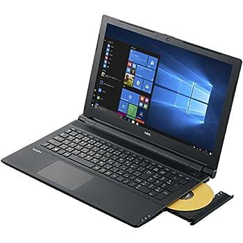 【メモリ4GB・USBマウス付】NEC VersaPro VF PC-VKT23/FB Windows10 Pro 64bit Core i5 4GB 500GB DVDスーパーマルチ 高速無線LAN IEEE802.11ac/a/b/g/n Bluetooth webカメラ 10キー付日本語キーボード 15.6型液晶ノートパソコン USBスクロールホイールマウス付