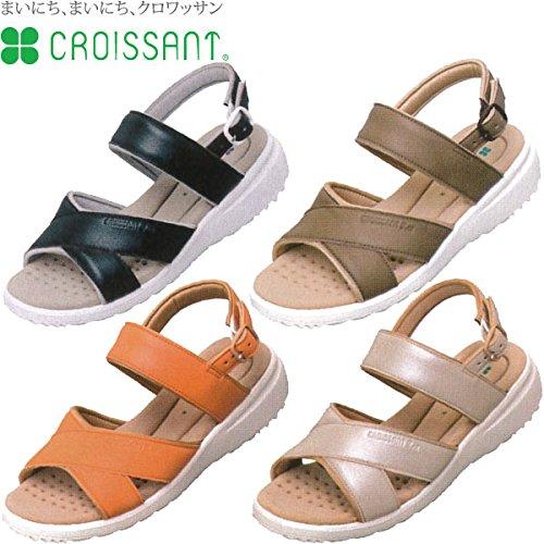 CROISSANT(クロワッサン) サンダルシューズ CR6501 プティ【レディース】 911:シャンパンゴールド L:23.5~24.0cm