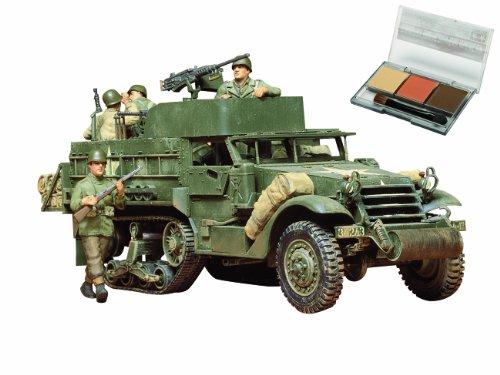 スケール限定シリーズ 1/35 アメリカ M3A2 パーソナルキャリアヤー (ウェザリングマスター付き) 25135