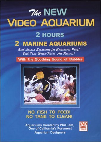 The New Video Aquarium by Yellow Tang