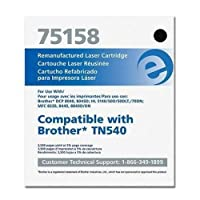 Elite Image ELI75158 Compatible Toner Replaces Brother TN540, Black [並行輸入品]