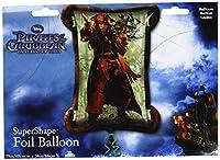 Giant Pirates Of The Caribbean Foil Balloon
