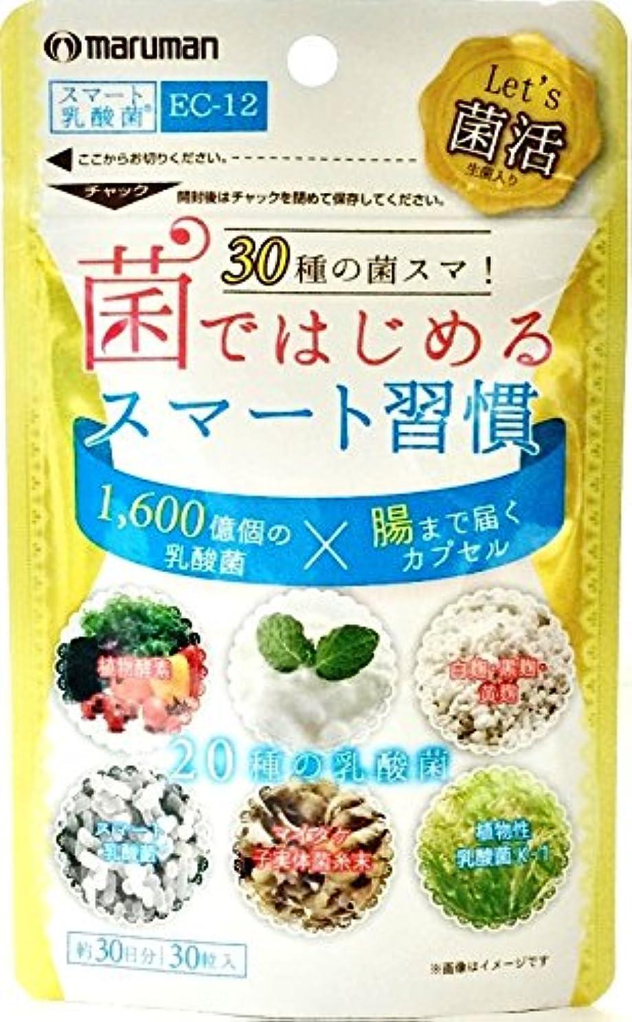 ブレークフラスコブラウザマルマン 菌ではじめるスマート習慣 30粒
