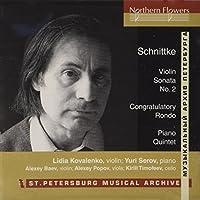 Schnittke: Violin Sonata No. 2 Piano Quintet