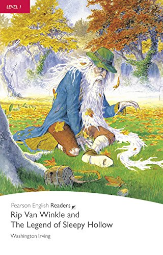 Penguin Readers: Level 1 RIP VAN WINKLE AND THE LEGEND OF SLEEPY HOLLOW (Penguin Readers, Level 1)の詳細を見る