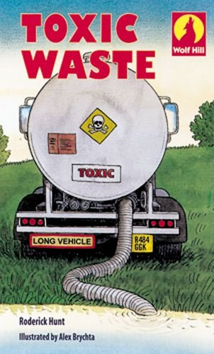 Toxic Waste (Wolf Hill: Level 1)の詳細を見る