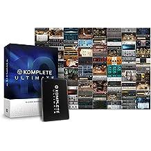Native Instruments インストゥルメント/エフェクト・コレクション KOMPLETE 10 ULTIMATE