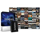 Native Instruments インストゥルメント/エフェクト・コレクション KOMPLETE 10 ULTIMATE UPG for K2-9