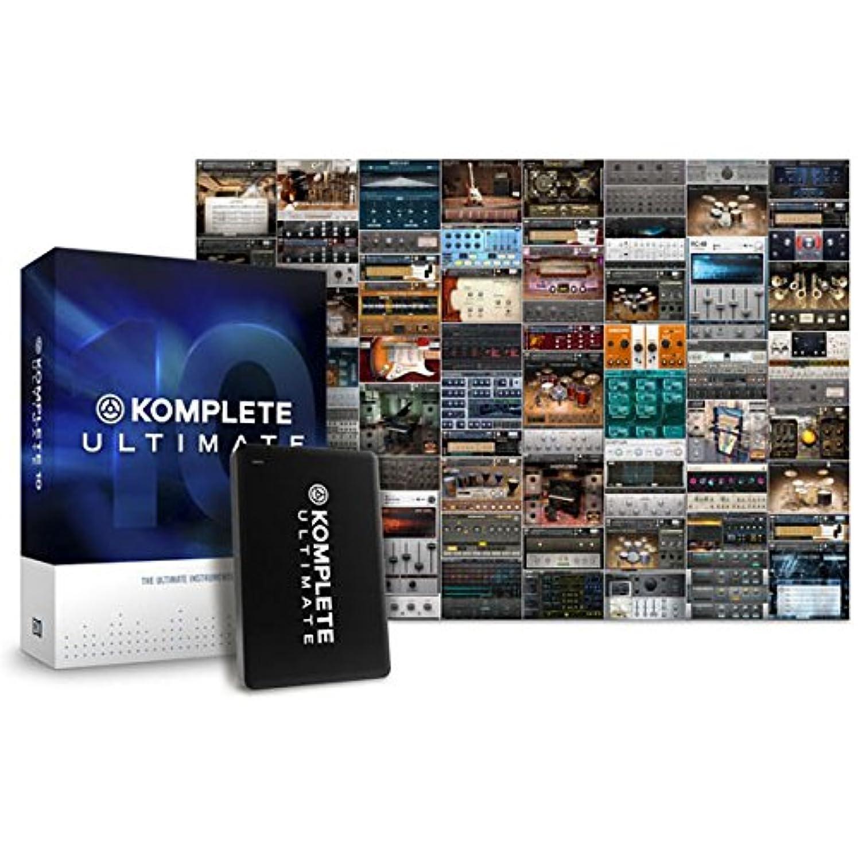 承知しました放射能誤解Native Instruments 音楽制作パッケージ KOMPLETE 9