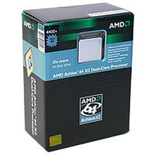 AMD Athlon 64 X2 4400+ Processor Socket 939 by AMD [並行輸入品]