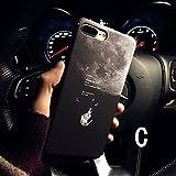 iphone8 plusケース アイフォン8 プラス カバー iphone7 plus ケース iphone7 plus カバー アイフォン7 プラス ケース アイフォン7 プラス カバー Apple 5.5インチ スマホケース 保護カバー 背面カバー ハードケース  宇宙飛行士  C