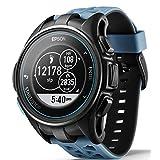 [エプソン リスタブルジーピーエス]EPSON WristableGPS 腕時計 ランニングウォッチ GPS機能 脈拍計測 J-300