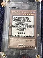 WCS 2017 ブラックマジシャンガール 未開封 世界大会