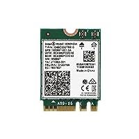 Sanpyl 高速2.4G + 5GデュアルバンドワイヤレスWIFIカード Bluetooth 5.0ネットワークカード NGFF M.2 PC/ラップトップ用