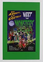ABBOTT AND COSTELLO MEET THE MONSTERS [並行輸入品]
