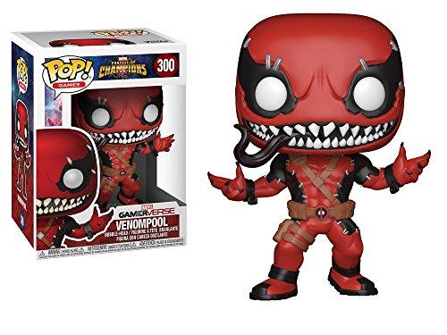 Marvel Contest of Champions(MARVEL オールスターバトル) Venompool(ヴェノムプール) FUNKO/ファンコ POP MARVEL VINYL ボブルヘッド [並行輸入品]