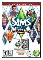 The Sims 3 Plus University Life [並行輸入品]