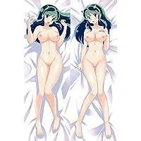 ラム カスタム 抱き枕カバー 両面プリント 2WAYトリコット アニメ 漫画 150x50cm