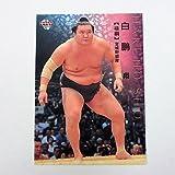 BBM2017大相撲カード■レギュラーカード■03/白鵬 翔/横綱