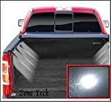 8 ピース ユニバーサル プレミアム品質 防水 純白 トラック 荷台 LED ライト 48の超明るいSMDをピックアップ バイク トラック ボート さらにはキャビネット ライトキットの下に
