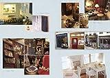 ドールハウス教本vol.1 「パリの街角」 (亥辰舎BOOK ドールハウス教本 vol.1) 画像