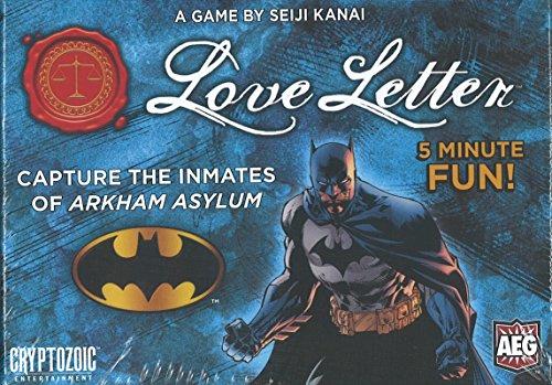 ラブレター:バットマン (Love Letter:Batman)