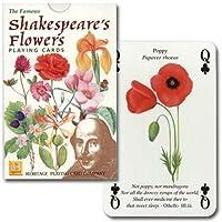 P0025【シェイクスピアを彩った花たち】シェイクスピア・フラワー