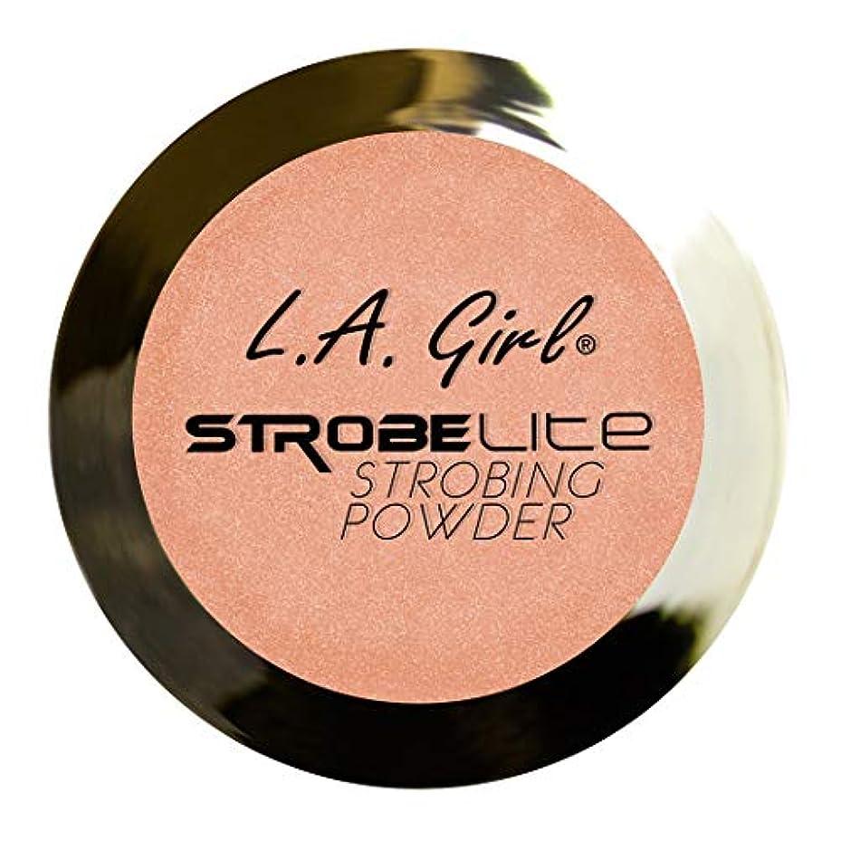 急ぐ苛性ワイプL.A. GIRL Strobe Lite Powder 70 WATT (並行輸入品)
