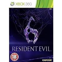 Resident Evil 6 (Xbox 360) (輸入版)