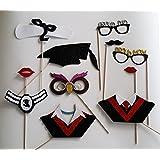 10卒業写真ブース小道具写真ブース2016メガネひげ
