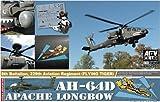 AFVクラブ 1/72 AH-64D アパッチ・ロングボウ プラモデル AR72S01
