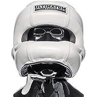 Ultimatum Boxing gen3facebar Whiteforce Professional Facebar Headgear