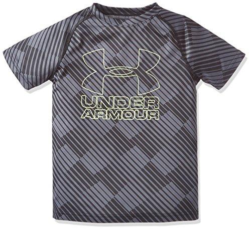 (アンダーアーマー) UNDER ARMOUR テックTシャツ<ハイブリッドビッグロゴ>(トレーニング/Tシャツ/BOYS)[1299461]