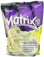 マトリックス 5.0 (持続放出タンパク質) (バナナとクリーム2.3kg)
