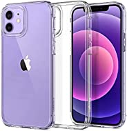Spigen Compatible for iPhone 12/12 Pro Case Ultra Hybrid - Crystal Clear