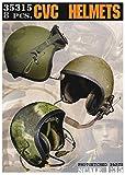 ブラボー6 1/35 ベトナム戦争 アメリカ軍 CVCヘルメット レジンキット B6-35315