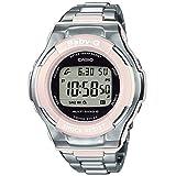 [カシオ] 腕時計 ベビージー 電波ソーラー BGD-1300D-4JF シルバー