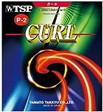 ティーエスピー(TSP) カールP-2ソフト  レッド 040 TU(特薄) 20125