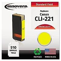 Innovera cncli221y再生2949b001( CLI - 221)インクイエロー