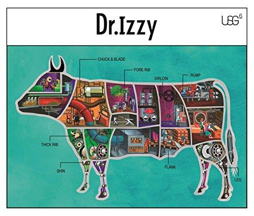 Dr.Izzy (初回限定盤)(CD+2 LIVE CD) - UNISON SQUARE GARDEN