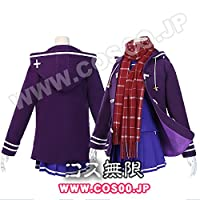 Fate/Grand Order FGO風 謎のヒロインX alter風 コスプレ衣装