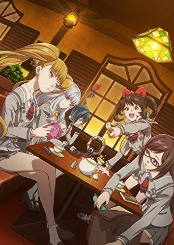 【Amazon.co.jp限定】あかねさす少女 vol.1[DVD](A4ビジュアルシート2枚セット付き)